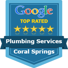 google top rated plumber in coral springs florida